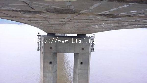 桥面板板底裂缝封闭